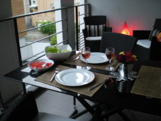 Cantique - Modern one bedroomed apartment with balcony in the centre of Nice