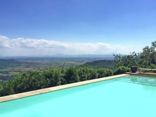 Villa Mezzogiorno - Magnificent villa, extremely panoramic position, sauna