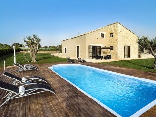 Balate - Holidayhome with private pool near Ragusa and the Castle of Donnafugata