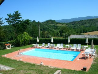 Villa Gaio - Ancient Medici villa with private pool and views of the hills of