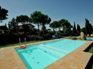 Villa Maremma - Beautiful villa with private pool, Jacuzzi and fitness equipment near the sea