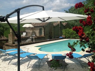 Villa Incantata - Villa in the hills with private pool and panoramic garden