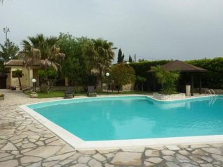 Villa Chiara - Privacy, comfort, indoor and outdoor spaces,  large swimming pool, sun and shade