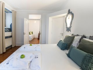 Lisbon Dreams Estrela Suites - Olive Green Suite with Terrace