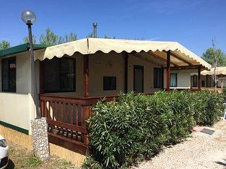 Stacaravan 20. te huur in Viareggio aan de Zee, Toscane, Italie
