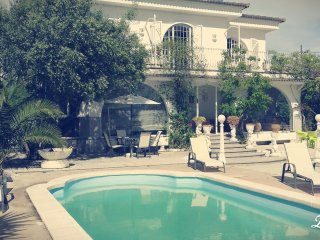 Magnifique villa a Mas Matas