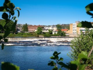 Premium apartment in the heart of Kongsberg