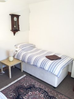 2nd bedroom single bed