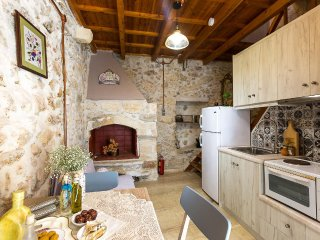 Traditional stone-built junior suite in the Old Town of Rethymno