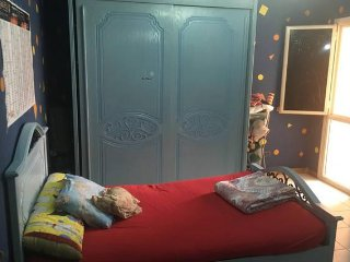 safe/ cozy room in the middle of rehab;s service center