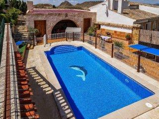 Casas rurales Cinco Soles en Molina de  Segura