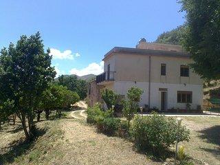 Casa campagna con omaggi agricoli