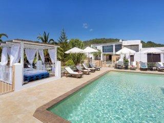4 bedroom Villa in Santa Eulalia Del Rio, Baleares, Ibiza : ref 2132824