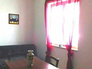 Área relax in cucina/soggiorno