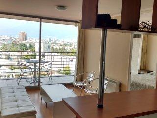Apartamento em Santiago do Chile (Bairro Bellavista) - Superior