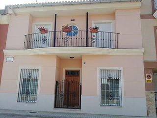 Casa de La Molinera.Destino entre mar y montaña.
