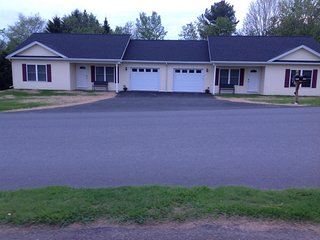 New two bedroom duplex in heart of Presque Isle! (Second unit)