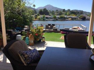Lagoon House in Marin County, California