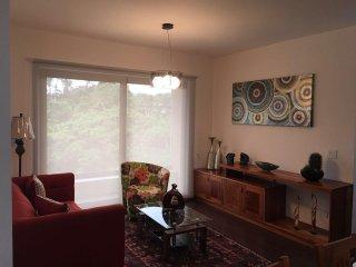 Apartamento totalmente equipado con vista al bosque (ENG/ESP)