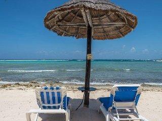 Beachfront Palapa