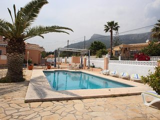 Guyotville - holiday home with private swimming pool in Calpe