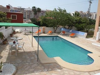 Marlene - holiday home with private swimming pool Calpe