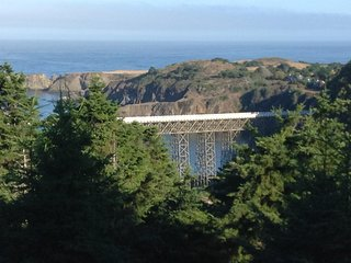 Albion Sunset: Stunning Mendocino Coast Ocean Views
