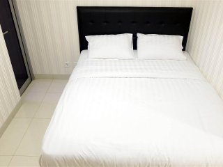 1 Bedroom Comfort Apartment The Mansion Kemayoran By Travelio