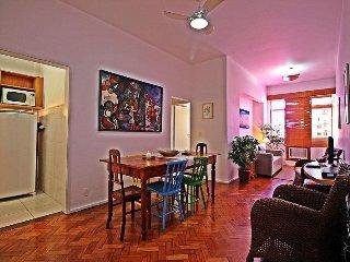 Apartament rental in Rio de Janeiro in Copacabana D035