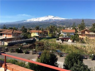 Celeste house - Apartment near the beach whit beautiful view of Etna