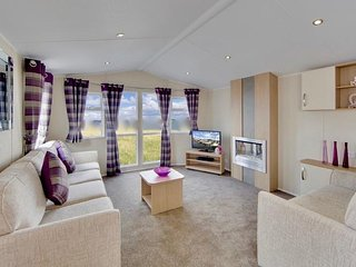 Ty Mawr Holiday Resort BRAND NEW 2 Bedroom Static Caravan with views