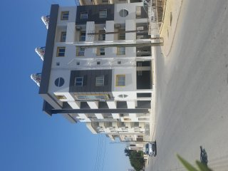Famagusta, very affordable, 2 month rental, central area, new apartment, 70m2,