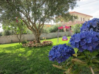 Appartamento in Villa Calipso con giardino