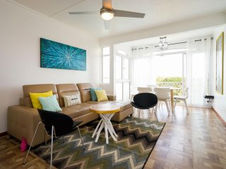 Appartement moderne, fraichement renove