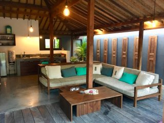Brand new 2 bedrooms villa in Canggu area