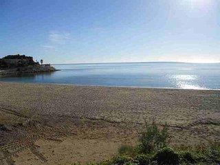 Apartamento con zona comunitaria y piscina a dos minutos andando de las playas