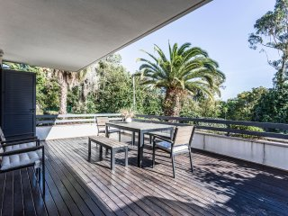 Monte Estoril By the Sea - Apartment for six with swimming pool