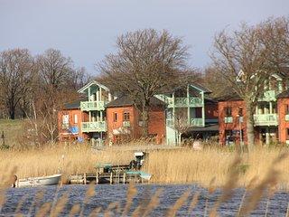 2-Zi-Whg im Ferienpark Seedorf/Sellin mit herrlichem Seeblick