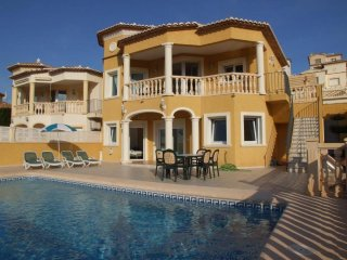 Two-storey villa Mikaela with pool, in a quiet place.