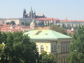 FALL PROMO 35% OFF Prague CASTLE/RIVER VIEW !! 4 bdrm 2.5 ba balconies 260 m2