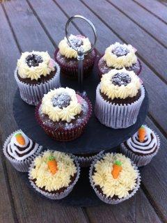 Local baker delivers indulgent treats right to your door!