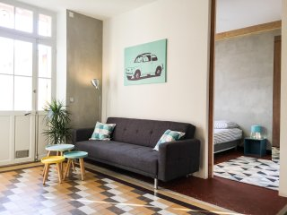 Your Apartment in Marseille *** / Parking Métro PERIER. Sea & City / Chez vous