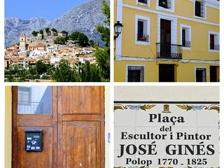 Our Square Named After Jose Gines Artist