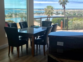 Panoramic Bay/Ocean Views!