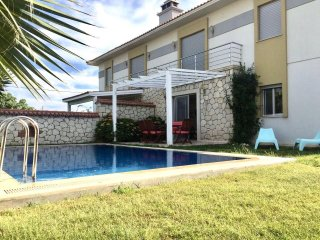 3 Bedroom Alacati villa with private pool