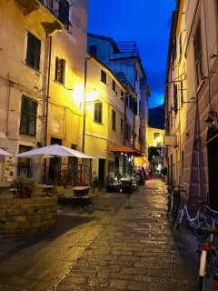 Via Vittorio Emanuele close to home