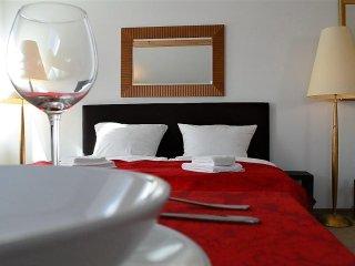 2-Zimmer, Deluxe-Apartment (3-4 Erwachsene)