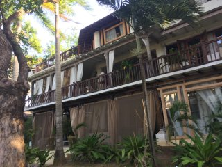 Unica casa sul mare. strepitosa vista, spiaggia privata. Giardino tropicale