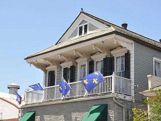 Seven Bedroom French QuarterTownhouse