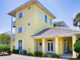 Private Beach! All New Furniture & Decor! Enjoy Emerald Shores Amenities!